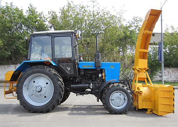 Снегоочиститель шнекороторный ШРК-2.0
