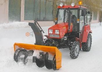 Шнекороторный снегоочиститель СТ-1500