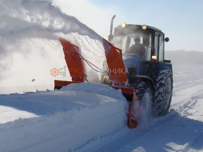 Снегометатель СУ 2.5 для МТЗ 1221